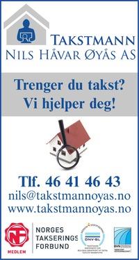 Annonse i Tidens Krav - Bygg og fagfolk
