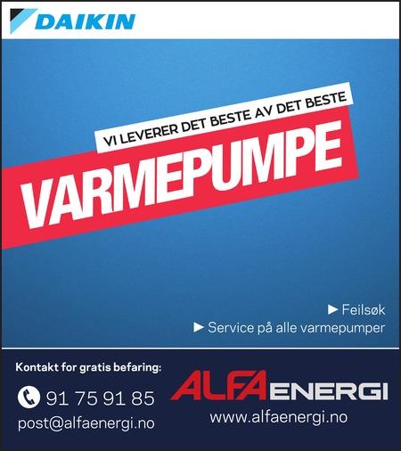 Alfa Energi AS