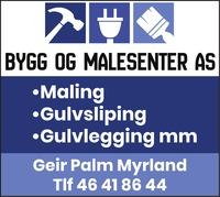 Annonse i Glåmdalen - Bygg og fagfolk