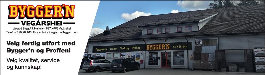 Ljøstad Bygg AS