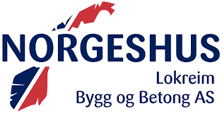 Logoen til Lokreim Bygg og Betong AS