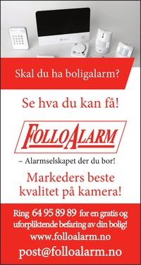 Annonse i Ås Avis - Bygg og fagfolk