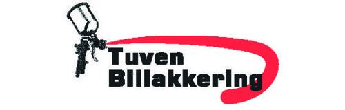 Logoen til Tuven Billakkering AS