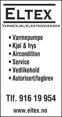 Annonse i Østlendingen - Bygg og fagfolk