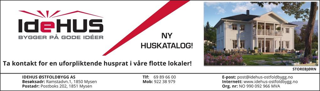 Idehus Østfoldbygg AS