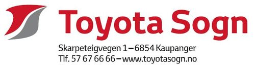 Toyota Sogn AS