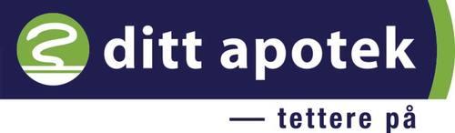 Logoen til Ditt apotek Rødberg AS