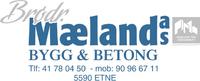 Brødrene Mæland Bygg og Betong AS