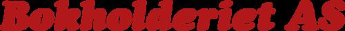 Logoen til Bokholderiet AS