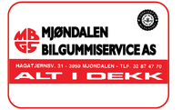 Mjøndalen Bilgummiservice AS