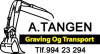 A. Tangen Graving og Transport