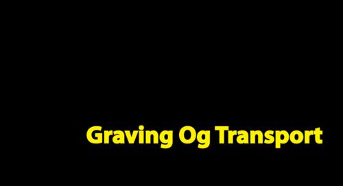 A. Tangen Graving og Transport