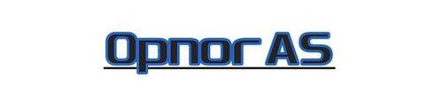 Logoen til Opnor AS