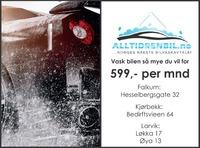 Annonse i Telemarksavisa - Nye bedrifter