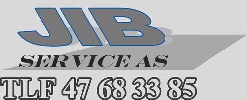 Logoen til Jib service AS