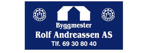 Byggmester Rolf Andreassen AS