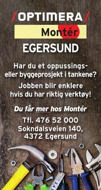 Annonse i Dalane Tidende - Bygg og fagfolk