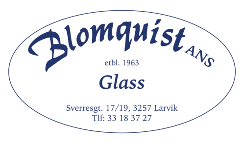 Blomquist Glass ANS