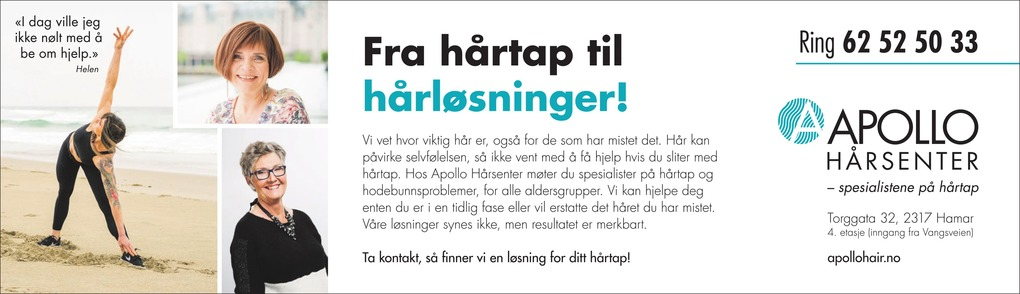 Apollo Hair Center Hamar