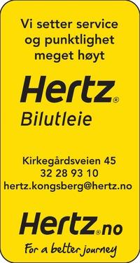 Annonse i Laagendalsposten - Bil, MC & Caravan