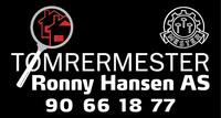 Tømrermester Ronny Hansen AS