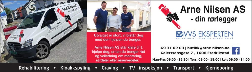Arne Nilsen AS