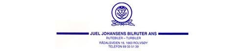 Juel Johansen Bilruter ANS