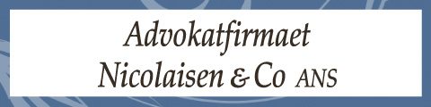 Advokatfirmaet Nicolaisen & Co ANS