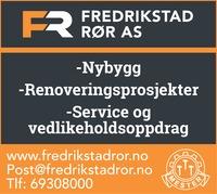Annonse i Fredriksstad Blad