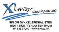 X - Way sport & fritid AS