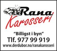 Annonse i Rana Blad