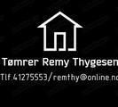 Tømrer Remy Thygesen
