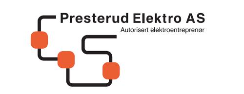 Logoen til Presterud & Riiser Elektro AS
