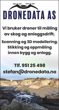 Annonse på trykk i Glåmdalen