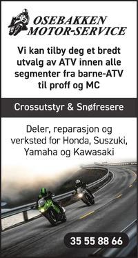 Annonse i Porsgrunns Dagblad