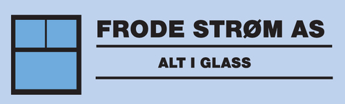 Frode Strøm  Alt i glass AS