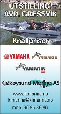 Annonse i Fredriksstad Blad - Båtguiden