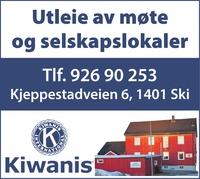 Annonse i Østlandets Blad