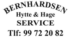 Bernhardsen Hytte og Hage Service