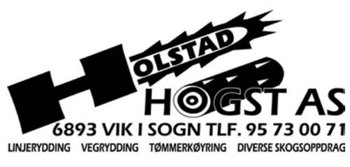 Holstad Hogst AS