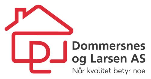 Byggefirma Dommersnes & Larsen AS
