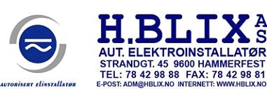 H.Blix AS