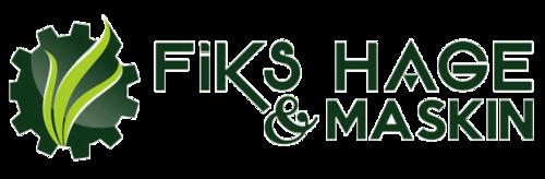 Logoen til Fiks Hage og Maskin AS