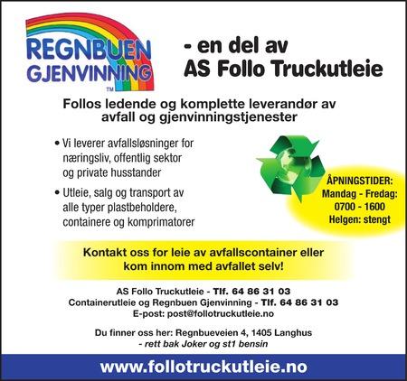Follo Truckutleie AS