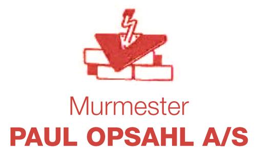 Murmester Paul Opsahl AS