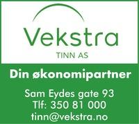 Annonse i Rjukan Arbeiderblad