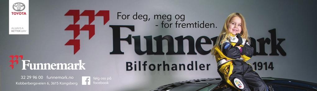 Funnemark AS Avd Hokksund/Kongsberg