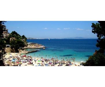Familietur Mallorca - 1 uke for 2 voksne og 2 barn i 3* leilighetskompleks uten måltider i lavsesong