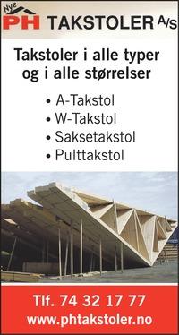 Annonse i Namdalsavisa - Bygg og fagfolk