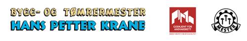 Bygg- og tømrermester Hans-Petter Krane